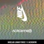 9月17日発売予定 Acronym x Nike Lunar Force 1 SP カウントダウン対策
