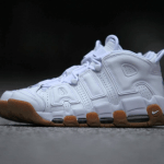 "海外7月発売予定 NIKE AIR MORE UPTEMPO ""White Gum"""