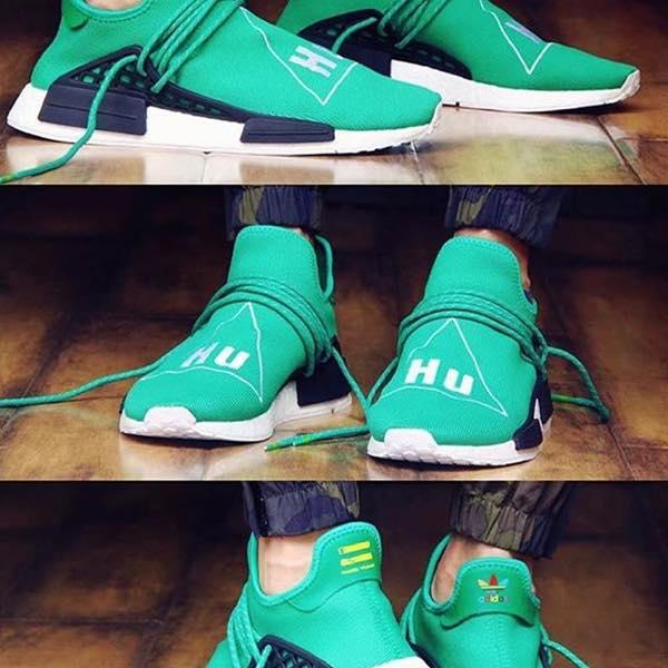 adidas Originals = PHARRELL WILLIAMS  HUMAN RACE NMD