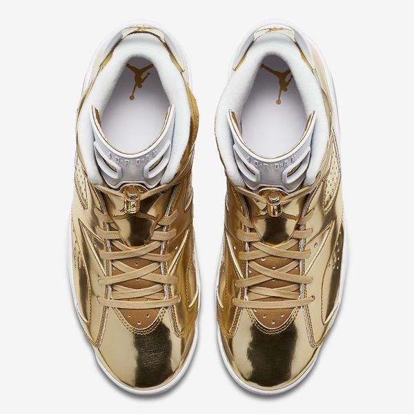 """Air Jordan 6 PREMIUM """"Metallic Gold"""""""