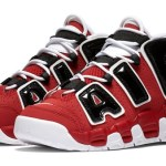 "海外8月6日発売予定 Nike Air More Uptempo ""Hoop Pack"""
