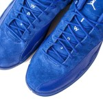 国内11月12日発売予定 AIR JORDAN 12 PREMIUM DEEP ROYAL BLUE