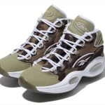 12月23日発売予定 Reebok CLASSIC × A BATHING APE × mita sneakers 1ST CAMO REEBOK QUESTION