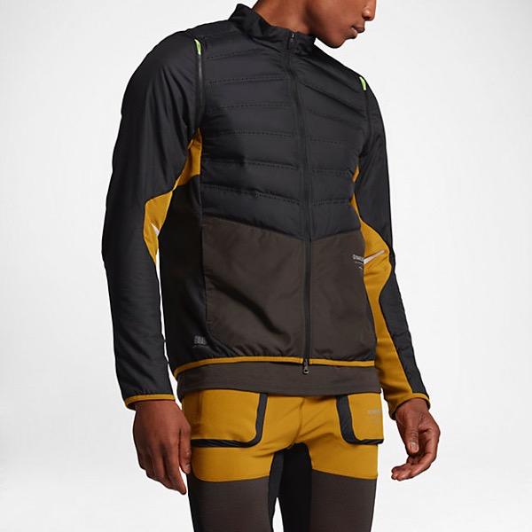 NikeLab Gyakusou Aeroloft Zip Jacket