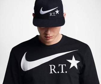 発売中 NIKE LAB x リカルドティッシ キャップ・Tシャツ