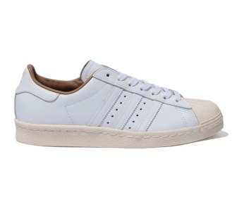 2月18日発売予定 adidas Originals x ÉDIFICE/IÉNA Superstar 80s