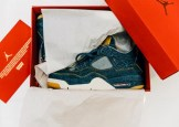 JORDAN BRAND X LEVIS AIR JORDAN IV AND REVERSIBLE TRUCKER JACKET-13