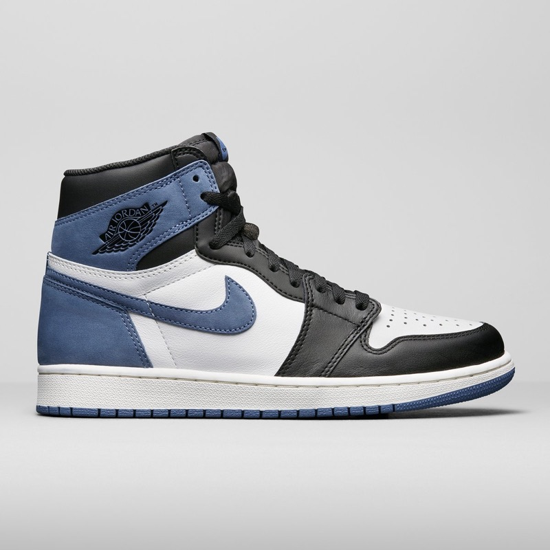 "online store eb119 cb13b AIR JORDAN 1 RETRO HIGH OG ""Blue Moon"" 555088-115 発売予定日 2018年5月5日価格  160"