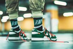 Off-White-Nike Dunk-Low-Green-CT0856-100-14