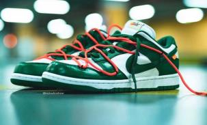 Off-White-Nike Dunk-Low-Green-CT0856-100-15