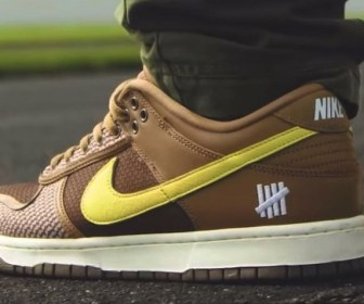 UNDEFEATED x NIKE DUNK LOW SP