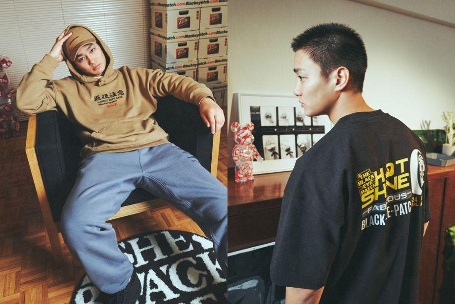 BlackEyePatc,H&M