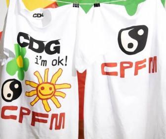 CDG x CPFM T