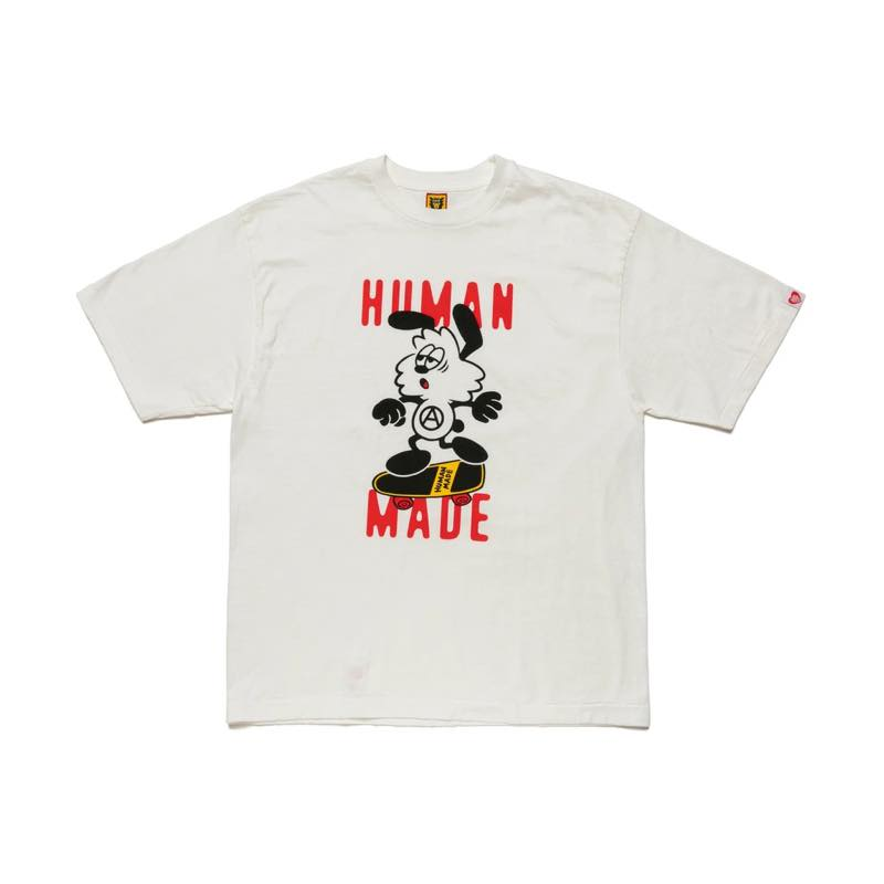 HUMAN MADE × Girls Don't Cry