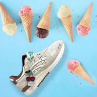 Nice Kicks x ASICS GEL-LYTE 3 Nice Cream が国内でも7月31日発売