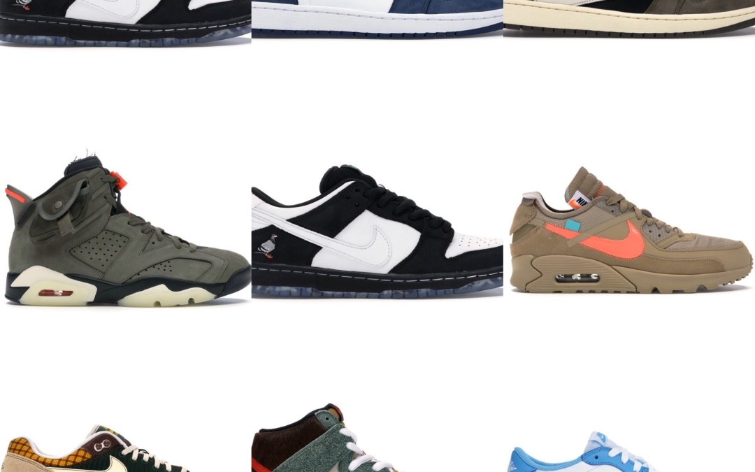 Top 15 Sneaker Releases of 2019