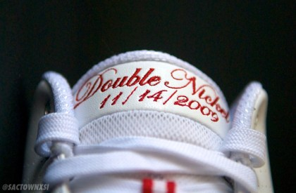 Under Armour Double Nickel Prototype II - Brandon Jennings