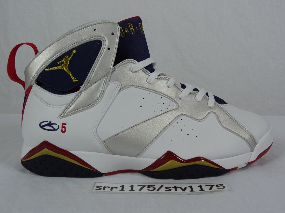 Air Jordan 7 Team USA Player Exclusive Samples Jason Kidd