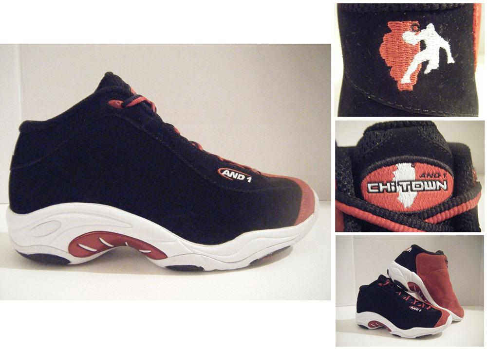 """And 1 Tai Chi """"Chicago"""""""