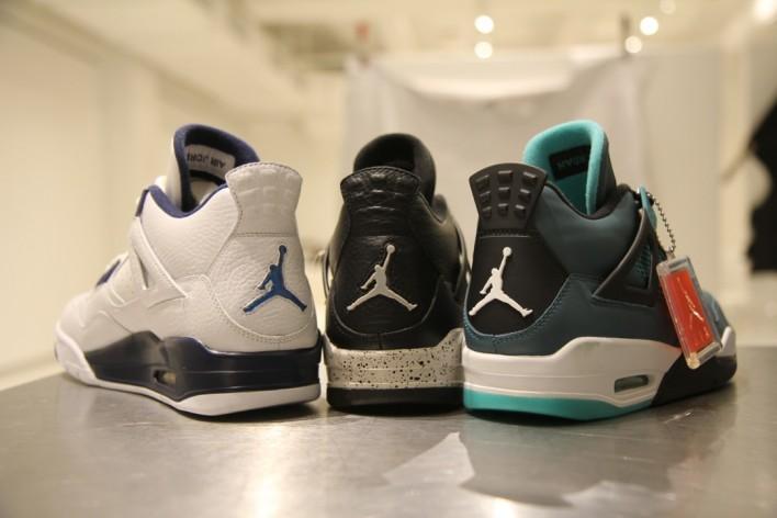 Jordan Remastered. Photo courtesy of Kustoo.