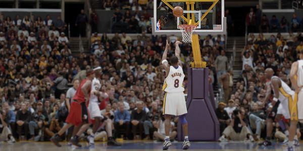 Kobe Bryant Freethrow Nike Zoom Kobe 1