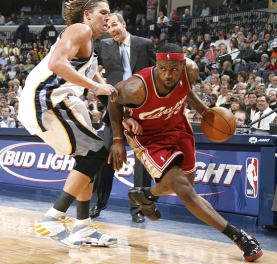 Photo courtesy of: NBA