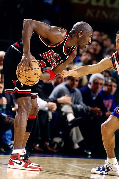 Michael Jordan's Final MSG Appearance as a Chicago Bull Photo via Nathaniel S. Butler