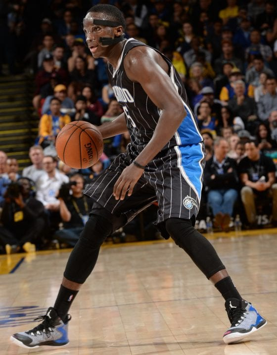 Victor Oladipo Jordan Superfly 3 - 2015 Slam Dunk Contest Preview - Photo courtesy of Noah Graham/NBAE via Getty Images