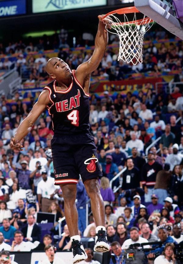 1995 Harold Miner in Nike Air Go LWP