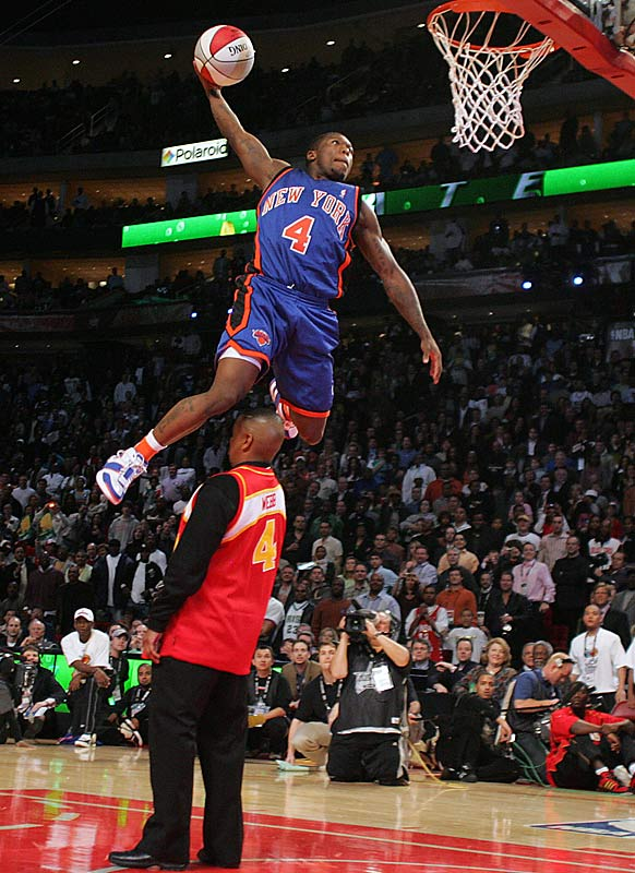 2006 Nate Robinson in Nike Air Force Specialist