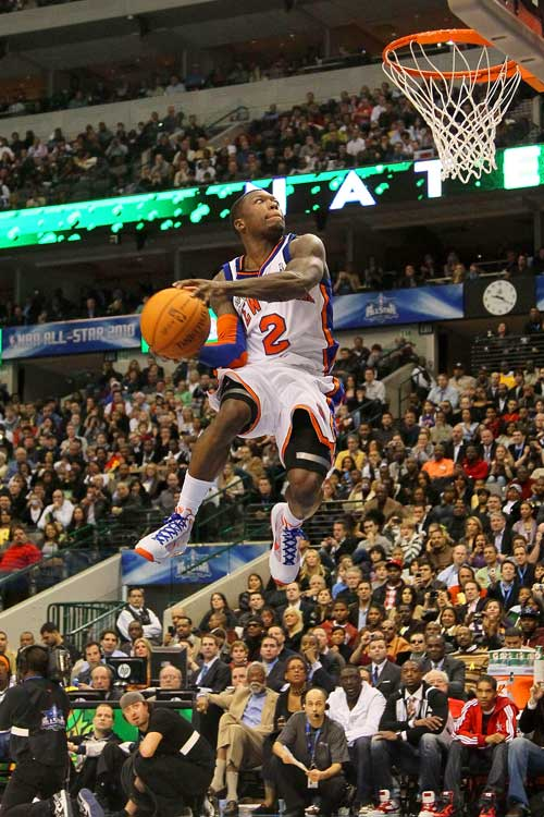 2010 Nate Robinson in Nike Air Max Hyperize