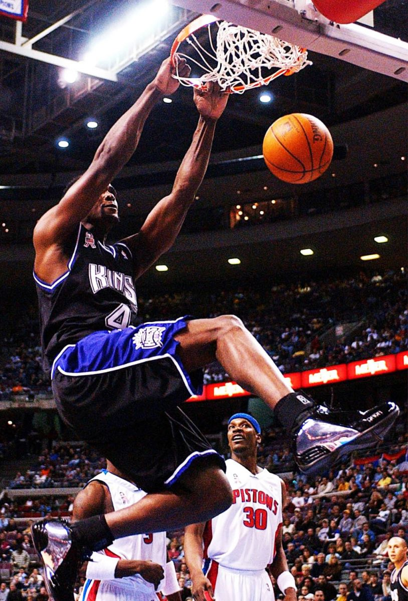 Chris Webber Kings Dada