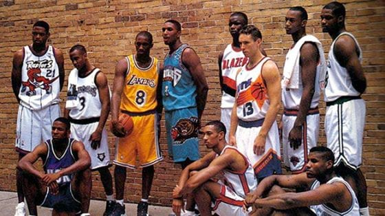 Slam Magazine Class of 1996