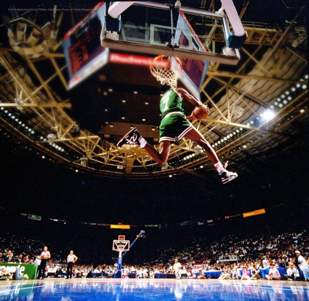 Dee Brown in Reebok Pump Omni Lite Dunk