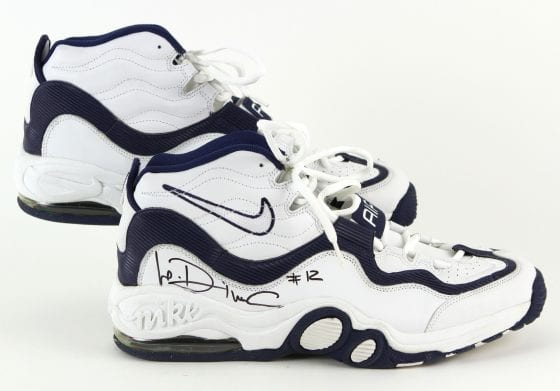 Vlade Divac Nike Air Deliver Force. Photo via Mears