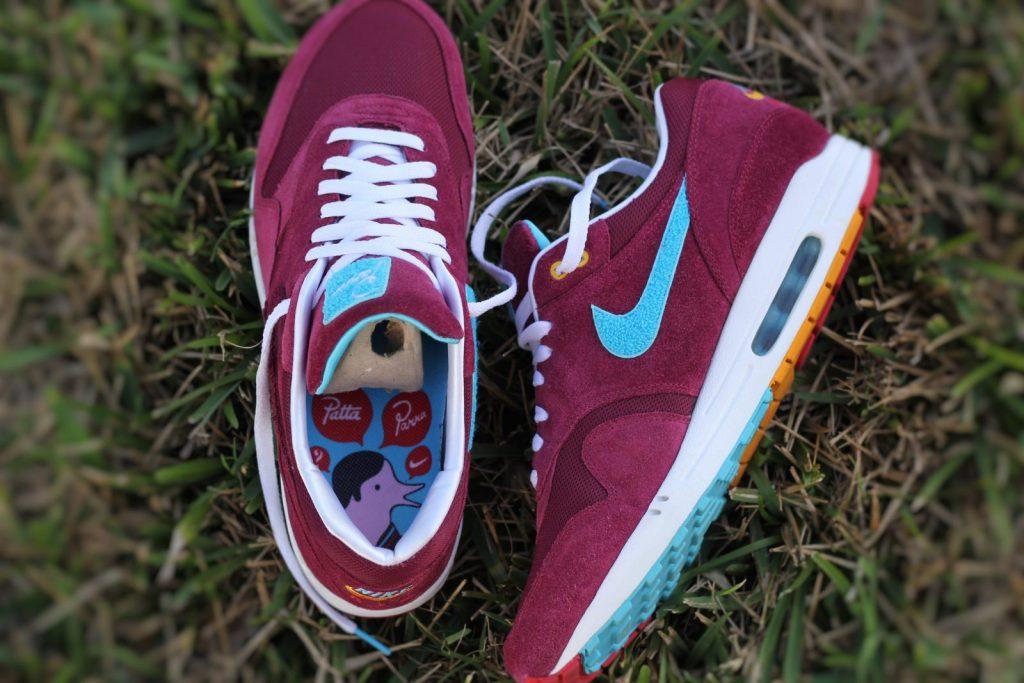 Parra x Patta Nike Air Max 1 Kevin Miles 5