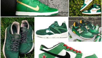 15 Sneakers To Wear For St. Patrick's Day