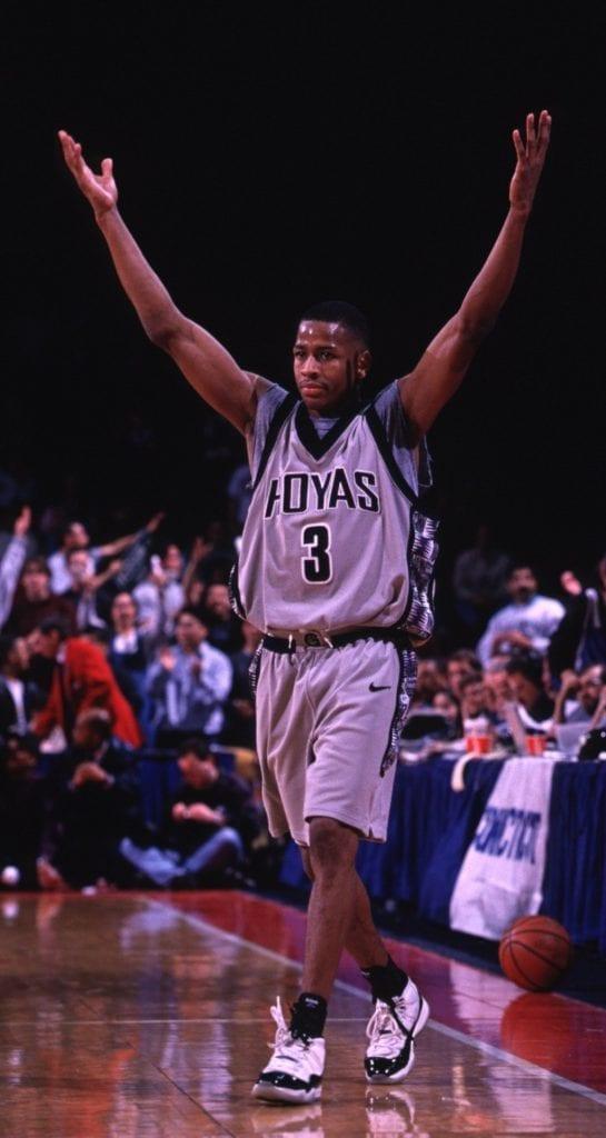 Allen Iverson Jordan XI