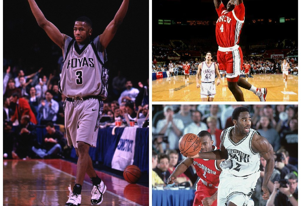 The 10 Most Iconic Sneaker Moments In College Basketball History