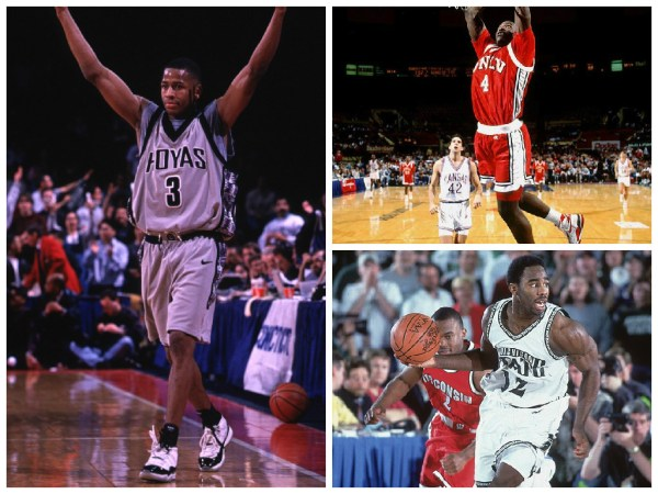 Most Iconic Sneaker Moments in College Basketball History