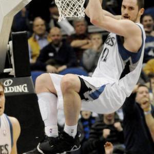 Kevin Love Dunk in Peak PE