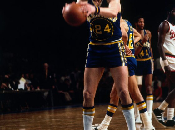 Rick Barry - King of Granny Shots - Rick Barry Sneakers