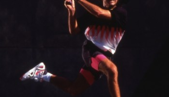 Andre Agassi in Nike Air Tech Challenge II