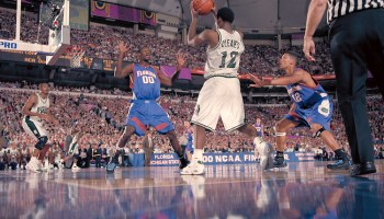 """Mateen Cleaves in Reebok Question """"Michigan State"""""""