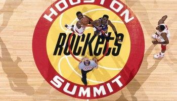 1994 NBA Finals Tip-Off