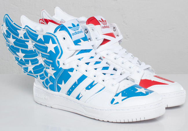 "adidas Originals JS Wings 2.0 ""Stars & Stripes"""