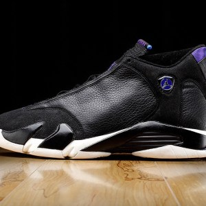 Ray Allen Jordan PEs: Air Jordan 14 Bucks Away Player Exclusive