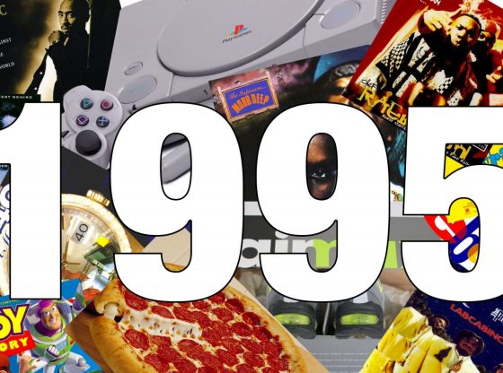 1995 A Year of Classics in Hip Hop, Sneakers, Video Games and More