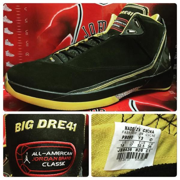 DeAndre Jordan Jordan XX2 JB Classic PE by @carter1203