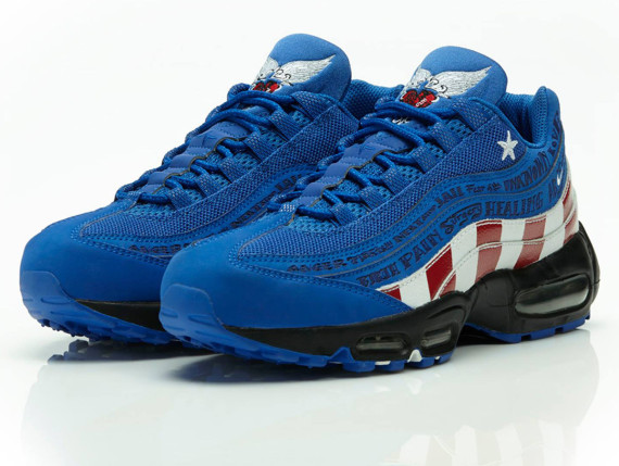 "Nike Air Max 95 ""Doernbecher"" by Mike Armstrong"